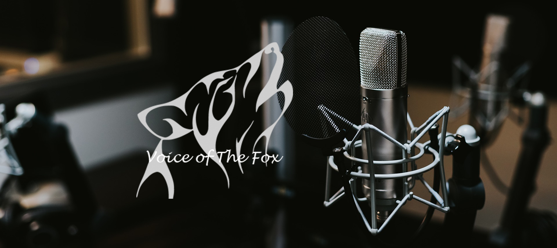 Dave Neal is the Voice of the Fox